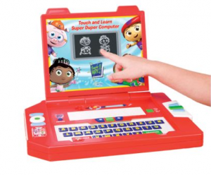 Super WHY! Touch and Learn Super Duper Computer - YouTube |Super Why Duper Computer