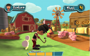 Carnival Games Minigolf Children S Technology Review