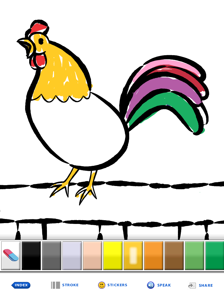 colordraw-chicken