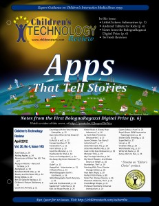 CTR April 2012, No. 145: Submarines, Apps that Tell ...