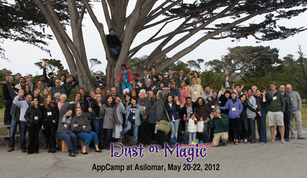 AppCamp2012 Group Shot