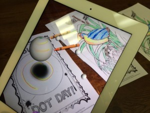 Colar mix children 39 s technology review for Colar mix coloring pages