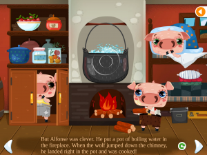 Three Little Pigs The Interactive