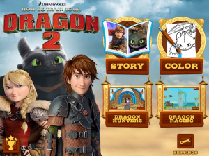 How To Train Your Dragon 2 Official Storybook App